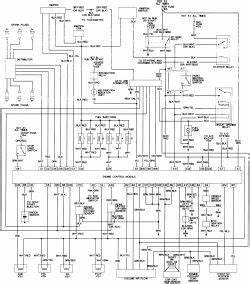 Mitsubishi 3000gt Wiring Diagram