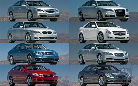 Luxury Sport Sedan Comparison  Can You Guess Who Won