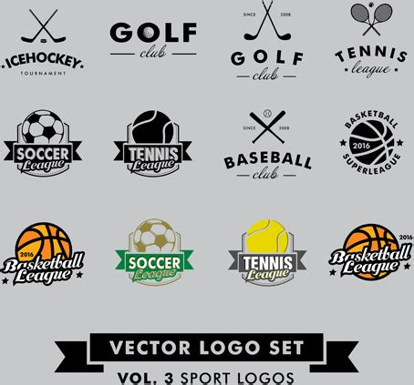 sports logo vector free vector download 69 729 free vector for commercial use format ai eps