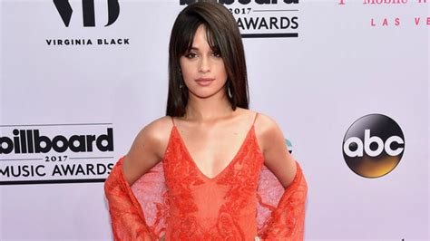 Camila Cabello's Stunning Red Carpet Look At 2017