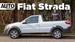 Fiat Strada  Por Que Mesmo Defasada A Picape  U00e9 L U00edder De