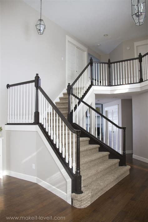 stairs without banister best 25 oak banister ideas on stairs without