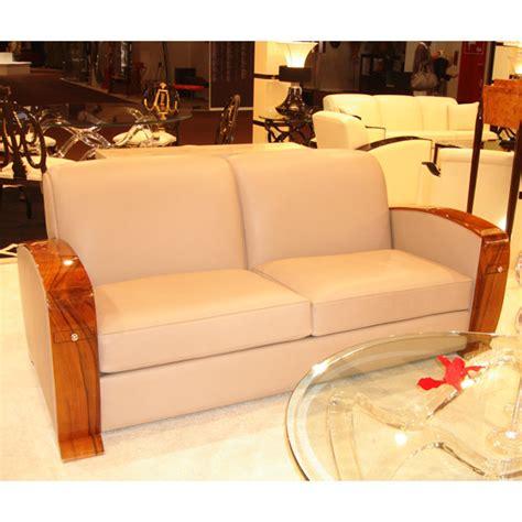 canapé en cuir mobilier déco meubles sur mesure hifigeny