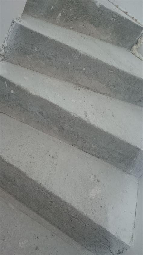 escalier beton marche bois habillage escalier b 233 ton avec des marches en bois 19 messages