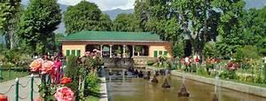 Shalimar Gardens Of Kashmir - Garden Ftempo