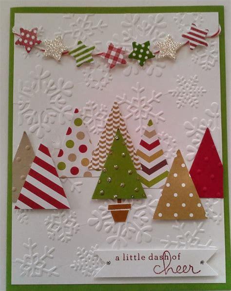 25 handmade christmas cards
