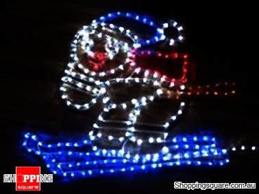 illumination light show coupon christmas lighting display snowman and skateboard