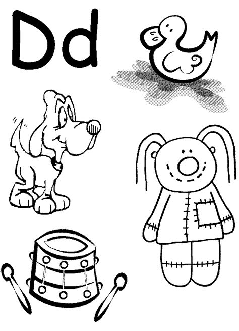 letter d worksheet preschool at home 696 | a0ce43e6d464c3a6974d27d4995529f3