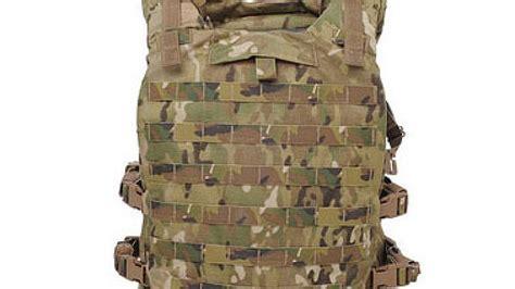 Liquid Body Armor • Military Weapons