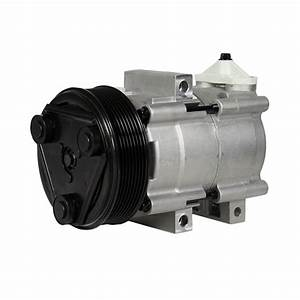 Rareelectrical  Oem A  C Compressor Fits Ford F