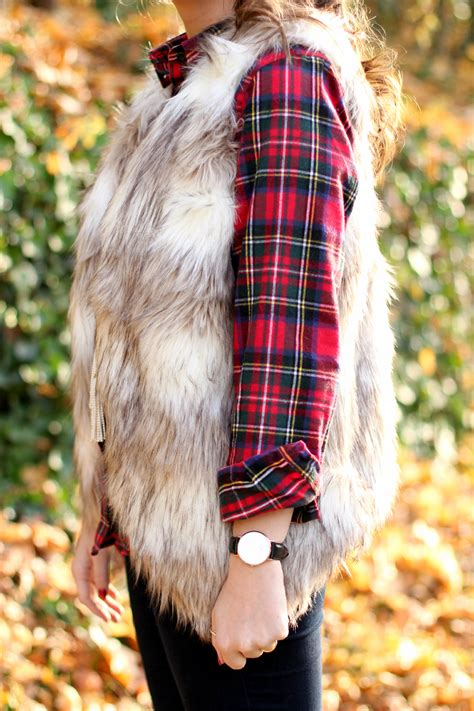 Frugal Fashionista Plaid And Flannel Inspiration You Wont