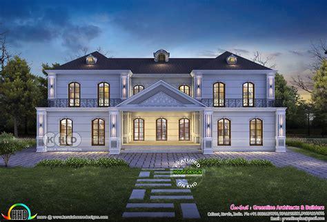 bedroom luxury house plan architecture kerala home design  floor plans