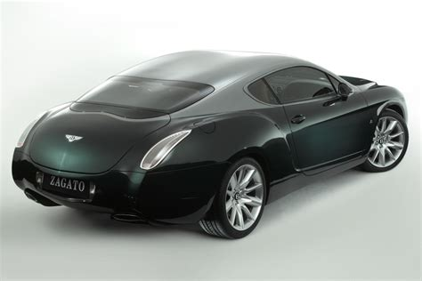 bentley continental gtz  zagato  vendre