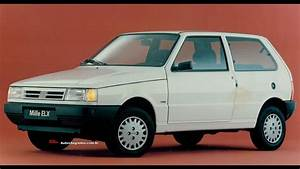 Propaganda Fiat Uno Mille Elx 1994 - Vem Com Tudo