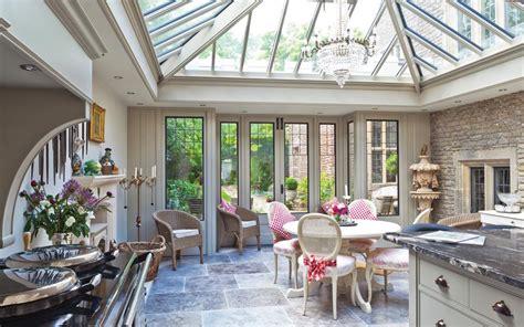 kitchen conservatories  orangeries