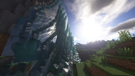 sonic ethers unbelievable shaders mod  minecraft