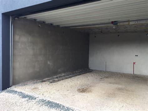 Verputzen Der Garagenseite  Unser Hausbau Festgehalten
