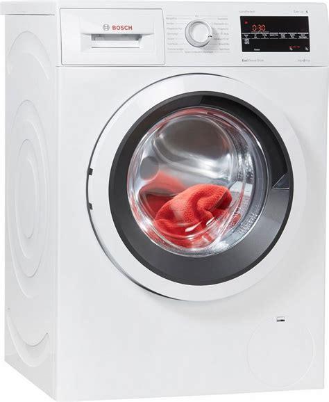 bosch waschmaschine 6 kg bosch waschmaschine serie 6 wat284v1 8 kg 1400 u min aquastop kaufen otto