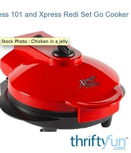 gt xpress   xpress redi set  cooker recipes