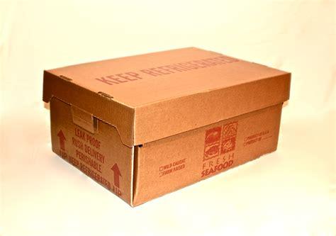 10 leak proof red wax body seafood packaging