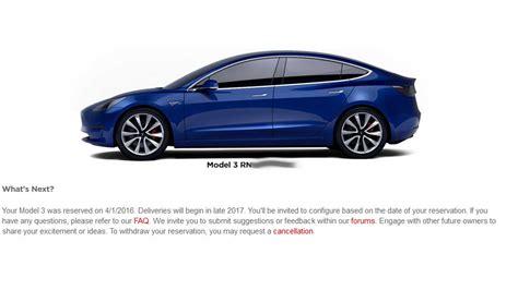 46+ Cancel Tesla 3 Reservation Pics