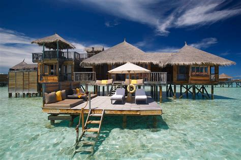 A Paradisaical Resort In Maldives