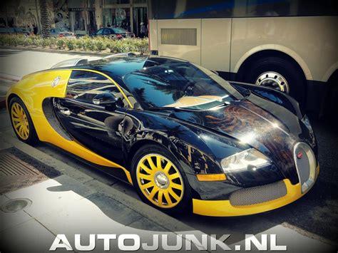 Bugatti Veyron By Bijan Foto's » Autojunk.nl (80621