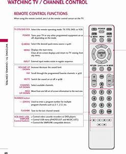 Lg Electronics Usa 52lg70ug Lcd Tv  Monitor User Manual