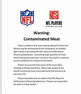 Mexican Beef Tainted With Drugs