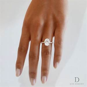 wedding ring best 25 oval wedding rings ideas on With how to get a wedding ring