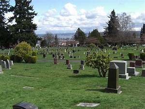 Cemetery of the Week #69: Seattle's Lake View Cemetery ...
