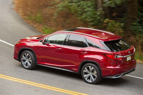 lexus rx  full gallery  specifications