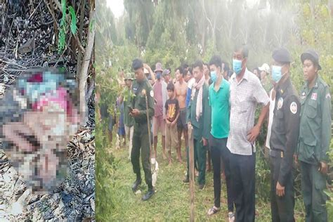 Girl Found Dead And Tied Up In Bushes Phnom Penh Post