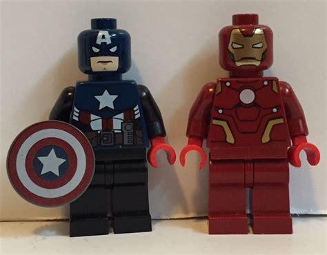 holy grail toy fair iron man  captain america