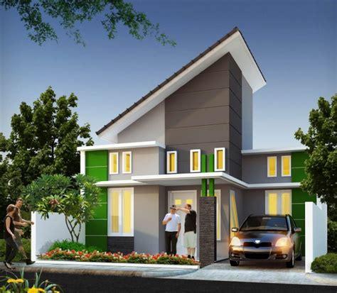 model desain rumah minimalis sederhana  mewah