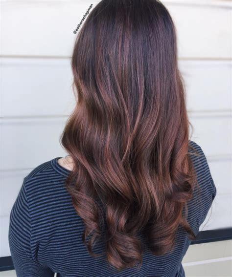 auburn hair color ideas   dark light medium auburn