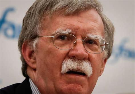 John Bolton North Korea