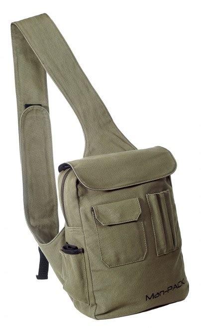 man pack conceal sling bag  firearm blog