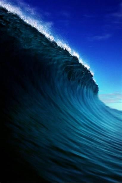 Wave Ocean Water Huge Waves Sea Deep