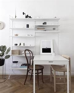 String Office Regal : 17 best images about string regal on pinterest furniture offices and scandinavian design ~ Markanthonyermac.com Haus und Dekorationen
