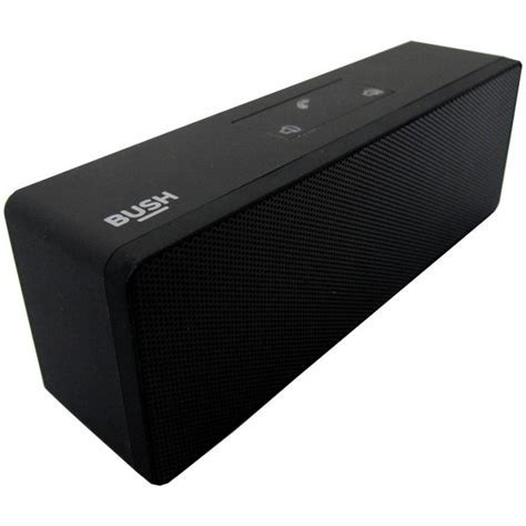 Bush Stereo Bluetooth Speaker   Speakers & Soundbars