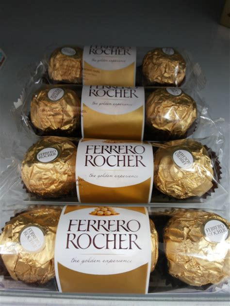 jual coklat ferrero rocher isi   lapak jeng nuq missnuq
