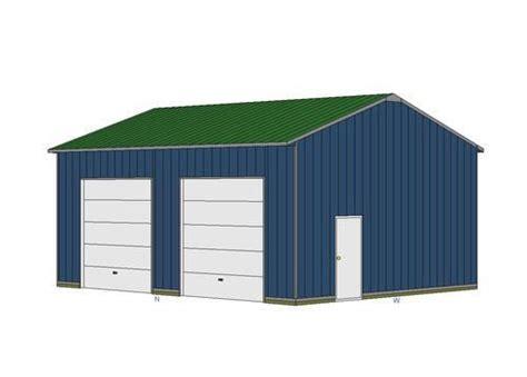 menards shed building plans 24 x 30 x 12 garage at menards garage