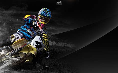 fox motocross fox mx wallpaper 432204