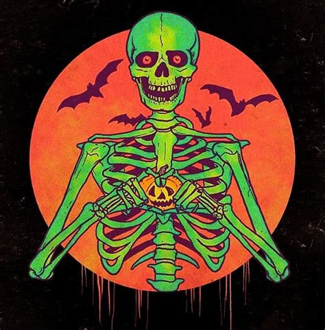 skeleton aesthetic wallpapers