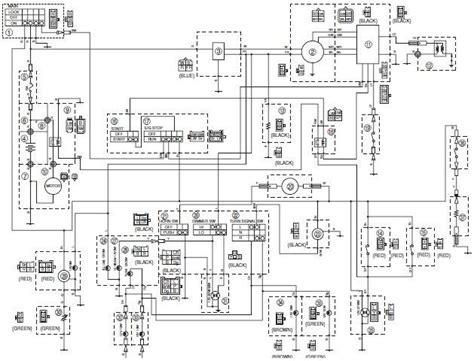 yamaha vino 125s wiring diagram circuit wiring diagrams