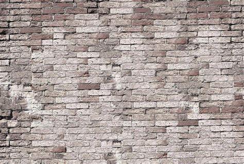 mur de brique papier peint trompe l œil mur en briques