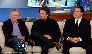 Robert De Niro tears up on Katie Couric because his own ...