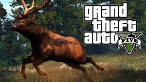 GTA V Complete Video - GTA 5 Gameplay Demo, Animals ...