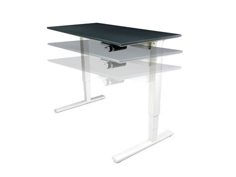 sit stand desk base humanscale float sit stand desk office furniture